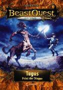 Cover-Bild zu Blade, Adam: Beast Quest Legend (Band 4) - Tagus, Prinz der Steppe