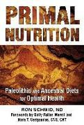 Cover-Bild zu Primal Nutrition (eBook) von Schmid, Ron