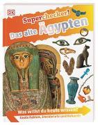 Cover-Bild zu Lehmann, Kirsten E. (Übers.): Superchecker! Das alte Ägypten