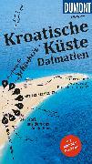 Cover-Bild zu DuMont direkt Reiseführer Kroatische Küste Dalmatien. 1:700'000 von Schetar, Daniela