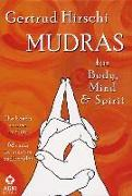 Cover-Bild zu Mudras for Body, Mind and Spirit: The Handy Course in Yoga [With 68 Cards for Practice] von Hirschi, Gertrud