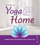 Cover-Bild zu Yoga @ Home (eBook) von Hirschi, Gertrud