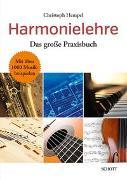 Cover-Bild zu Harmonielehre von Hempel, Christoph