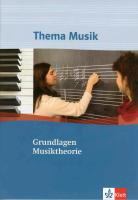 Cover-Bild zu Thema Musik. Grundlagen Musiktheorie von Hempel, Christoph