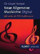 Cover-Bild zu Neue Allgemeine Musiklehre (eBook) von Hempel, Christoph