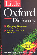Cover-Bild zu Waite, Maurice: The Little Oxford Dictionary