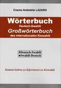 Cover-Bild zu Lazaro, Cosmo: Wörterbuch Deutsch-Swahili