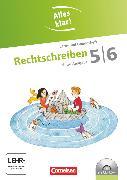 Cover-Bild zu Alles klar!, Deutsch - Sekundarstufe I, 5./6. Schuljahr, Rechtschreiben, Lern- und Übungsheft mit beigelegtem Lösungsheft und CD-ROM von Dauth, Alexandra