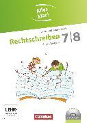Cover-Bild zu Alles klar!, Deutsch - Sekundarstufe I, 7./8. Schuljahr, Rechtschreiben, Lern- und Übungsheft mit beigelegtem Lösungsheft und CD-ROM von Dauth, Alexandra