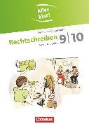Cover-Bild zu Alles klar!, Deutsch - Sekundarstufe I, 9./10. Schuljahr, Rechtschreiben, Lern- und Übungsheft mit beigelegtem Lösungsheft von Dauth, Alexandra
