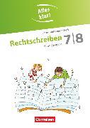 Cover-Bild zu Alles klar!, Deutsch - Sekundarstufe I, 7./8. Schuljahr, Rechtschreiben, Lern- und Übungsheft mit beigelegtem Lösungsheft von Dauth, Alexandra