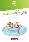 Cover-Bild zu Alles klar!, Deutsch - Sekundarstufe I, 5./6. Schuljahr, Rechtschreiben, Lern- und Übungsheft mit beigelegtem Lösungsheft von Dauth, Alexandra