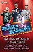 Cover-Bild zu Heyne Verlag (Hrsg.): Wer weiß denn sowas? 4