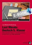 Cover-Bild zu Last Minute: Deutsch 5. Klasse (eBook) von Felten, P.