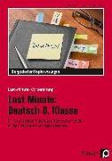 Cover-Bild zu Last Minute: Deutsch 8. Klasse von Felten, P.