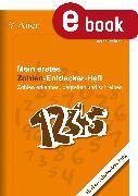 Cover-Bild zu Mein erstes Zahlen-Entdecker-Heft (eBook) von Wehren, Bernd