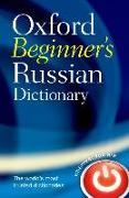 Cover-Bild zu Oxford Beginner's Russian Dictionary von Oxford Languages