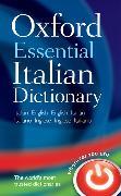 Cover-Bild zu Oxford Essential Italian Dictionary von Oxford Languages