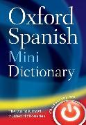 Cover-Bild zu Oxford Spanish Mini Dictionary von Oxford Languages