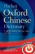 Cover-Bild zu Pocket Oxford Chinese Dictionary von Oxford Languages