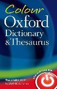 Cover-Bild zu Colour Oxford Dictionary & Thesaurus von Oxford Languages