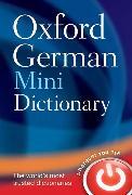 Cover-Bild zu Oxford German Mini Dictionary von Oxford Languages