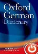 Cover-Bild zu Oxford German Dictionary von Oxford Languages