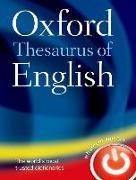 Cover-Bild zu Oxford Thesaurus of English von Oxford Languages