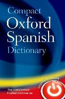 Cover-Bild zu Compact Oxford Spanish Dictionary von Oxford Languages