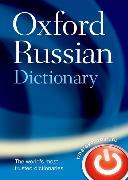 Cover-Bild zu Oxford Russian Dictionary von Oxford Languages