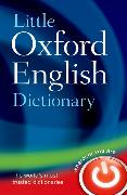 Cover-Bild zu Little Oxford English Dictionary von Oxford Languages