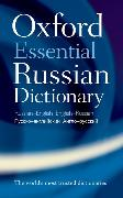 Cover-Bild zu Oxford Essential Russian Dictionary von Oxford Languages