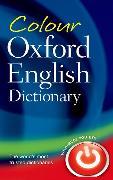 Cover-Bild zu Colour Oxford English Dictionary von Oxford Languages