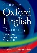 Cover-Bild zu Concise Oxford English Dictionary von Oxford Languages