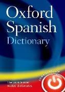 Cover-Bild zu Oxford Spanish Dictionary von Oxford Languages