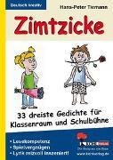 Cover-Bild zu Zimtzicke (eBook) von Tiemann, Hans-Peter