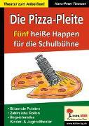 Cover-Bild zu Die Pizza-Pleite (eBook) von Tiemann, Hans-Peter
