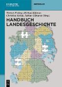 Cover-Bild zu Handbuch Landesgeschichte (eBook) von Freitag, Werner (Hrsg.)