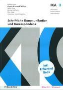 Cover-Bild zu IKA 3: Schriftliche Kommunikation und Korrespondenz von Brawand-Willers, Carola