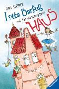 Cover-Bild zu Lotta Barfuß und das meschuggene Haus von Steiner, Jens