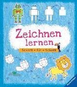 Cover-Bild zu Zeichnen lernen Schritt für Schritt von Zollickhofer, Jessika