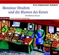 Cover-Bild zu Monsieur Ibrahim und die Blumen des Koran