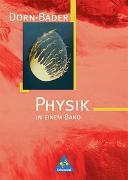 Cover-Bild zu Dorn / Bader Physik in einem Band SI + SII / Dorn / Bader Physik in einem Band SI + SII - allgemeine Ausgabe 2001