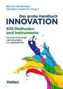 Cover-Bild zu Das große Handbuch Innovation von Aerssen, Benno van (Hrsg.)