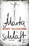 Cover-Bild zu Marta schläft von Hausmann, Romy