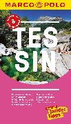 Cover-Bild zu Steiner, Jürg: MARCO POLO Reiseführer Tessin (eBook)