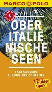 Cover-Bild zu Steiner, Jürg: MARCO POLO Reiseführer Oberitalienische Seen, Lago Maggiore, Luganer See, Comer