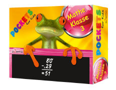 Cover-Bild zu Pockets for Kids. Mathe Klasse 3