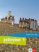 Cover-Bild zu Zeitreise. Schülerbuch 5/6. Ausgabe Nordrhein-Westfalen ab 2017
