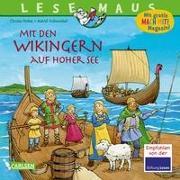 Cover-Bild zu Holtei, Christa: LESEMAUS 148: Mit den Wikingern auf hoher See